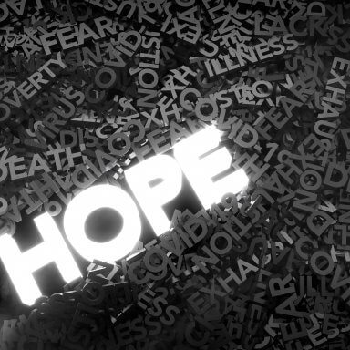Hope breaks through